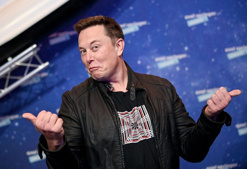 Elon Musk tuiteo sobre el Bitcoin y comenzó a bajar