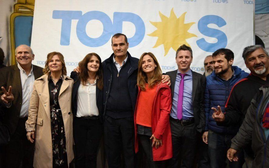 El Frente De Todos presentó cinco precandidatos a intendente en La Plata