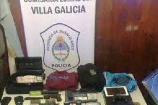 desbaratan una banda integrada por gitanos y policias que hacian cuentos del tio