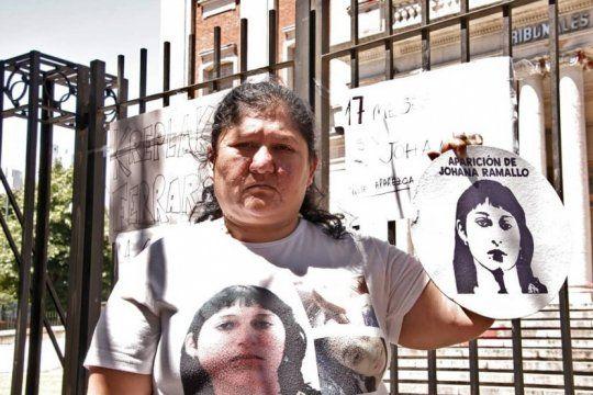johana ramallo: expertos del equipo argentino de antropologos forenses peritaran el cuerpo
