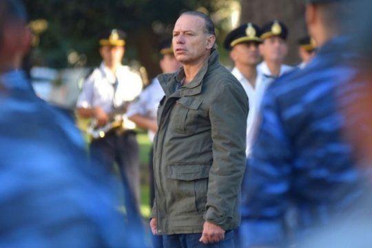 Berni aseguró que se sancionará a policías si hay una nueva huelga