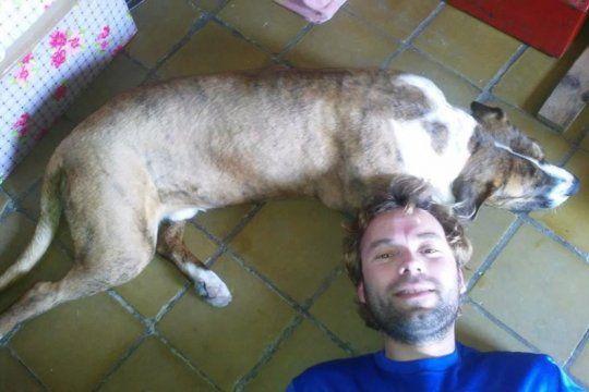 perdio a su perro y lo busco durante 20 dias en el tren roca: mira el emotivo reencuentro