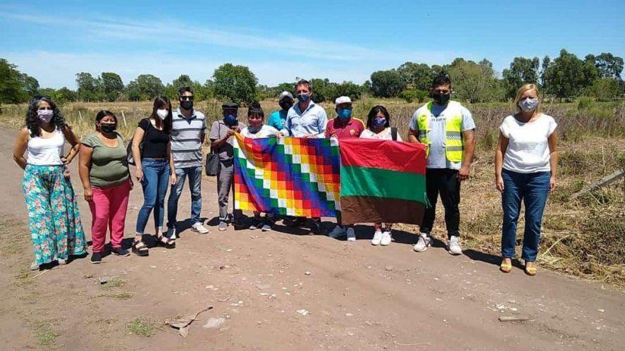 La Plata: ceden tierras a la comunidad indígena Iwi Imenb