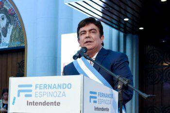 La Matanza: Espinoza otorgó un aumento del 32% a sus empleados municipales