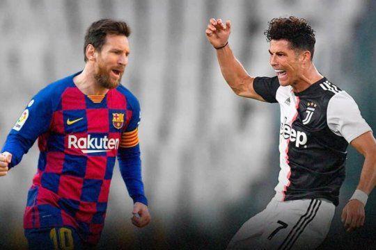 ¿Juntos? Cristiano Ronaldo y Messi podrán ser compañeros en Barcelona