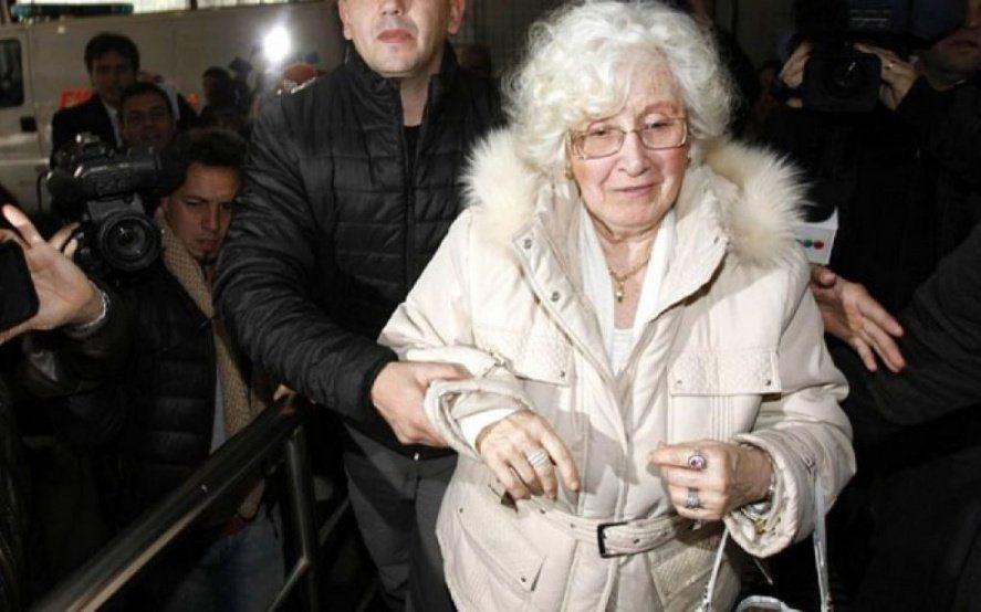 Tras varias recaídas, falleció Ofelia Wilhelm, la madre de Cristina Kirchner