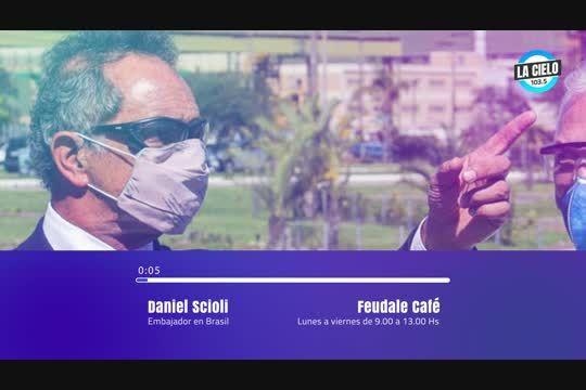 Scioli lanzó críticas contra Macri y Vidal