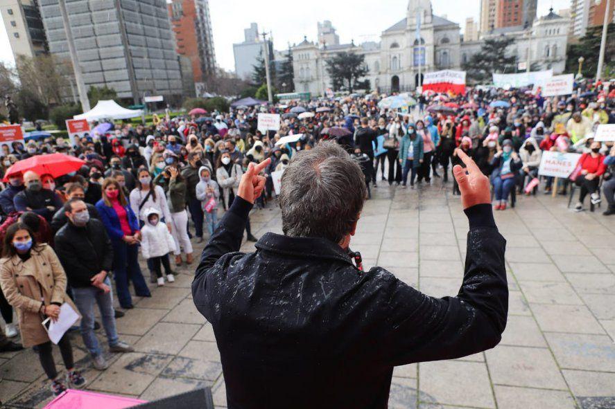 Facundo Manes eligió La Plata como eje de campaña para las elecciones y desde el radicalismo local se ilusionan con tomar el liderazgo. La municipalidad en el horizonte.
