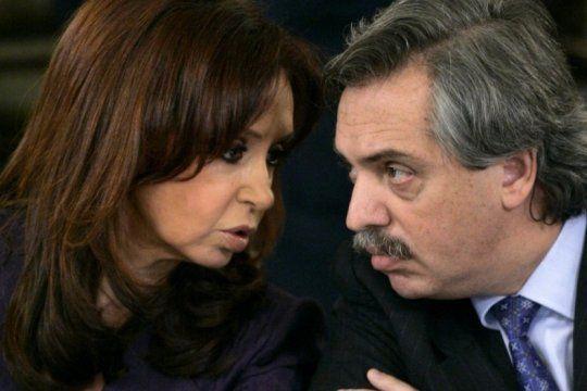 la formula fernandez-fernandez ya cosecho el apoyo de ocho gobernadores del peronismo