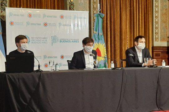 kicillof lanzo medidas para sectores productivos: ?tenemos soluciones para cuestiones que no estaban en los planes