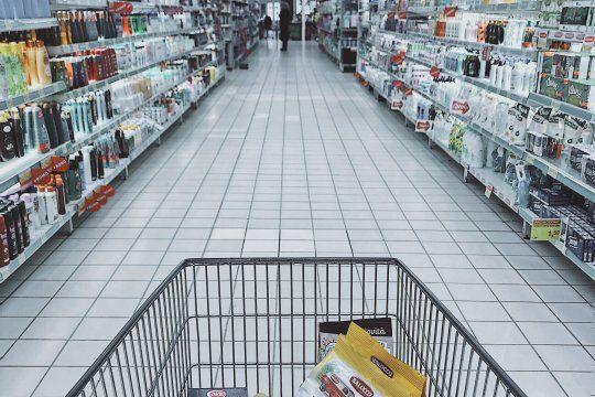 El alza de precios acompañó el incremento de la inflación en enero