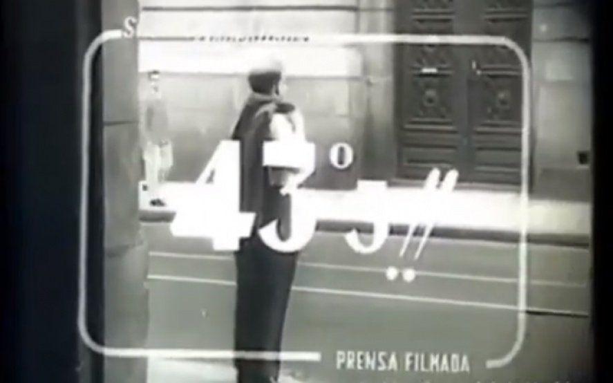 ¿Como se vivía una ola de calor hace 62 años?