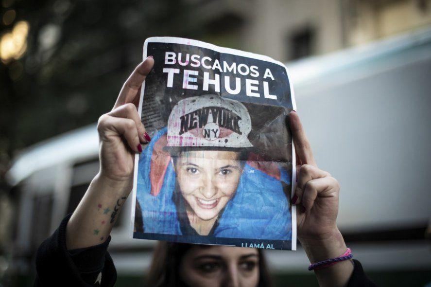 A seis meses de la desaparición de Tehuel en San Vicente
