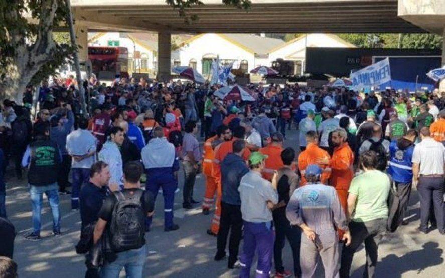 Conflicto en las terminales del Puerto de Buenos Aires: dictaron la conciliación obligatoria
