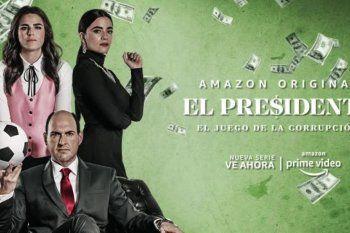 amazon ya trabaja en la segunda temporada de el presidente