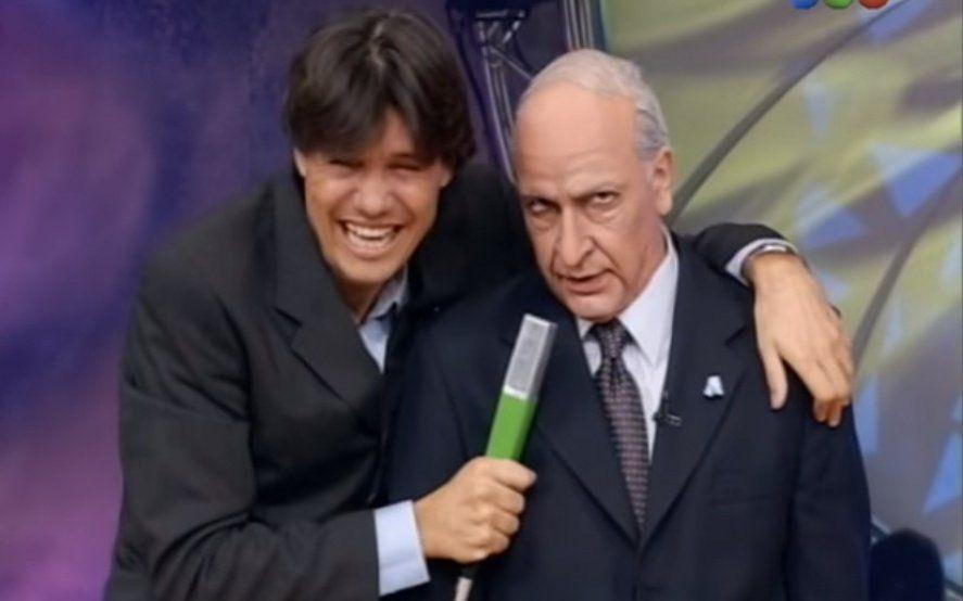 Del recuerdo: cuando Tinelli y Lavagna calentaban la pantalla en ShowMatch