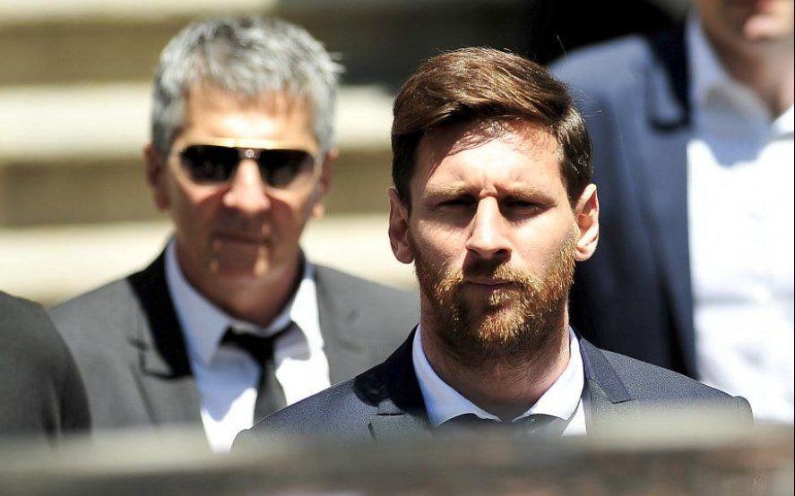 Jorge Messi escolta a su hijo en Barcelona: la resolución es inminente