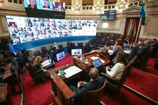 reforma judicial: mira el tenso cruce entre lousteau y cristina