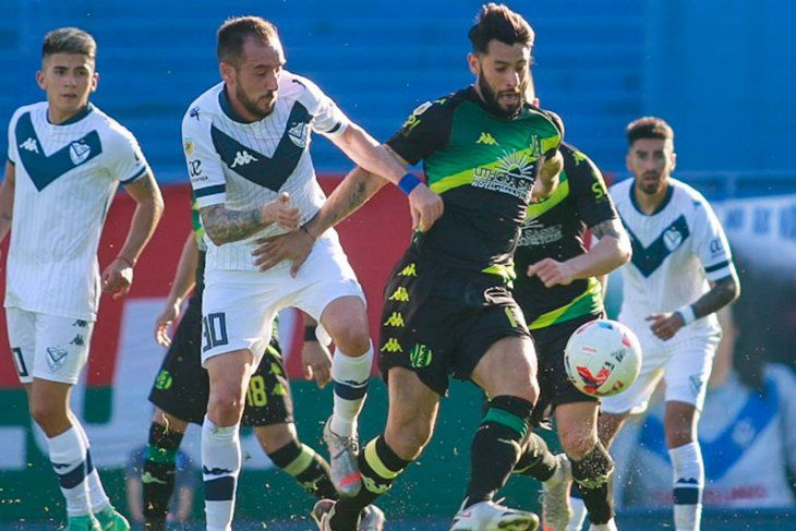 Aldosivi viene de perder ante Vélez y quiere recuperarse frente a Gimnasia.