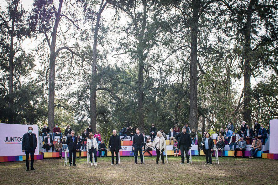 El ala PRO de Juntos se lanzó con un acto exclusivo en La Plata.