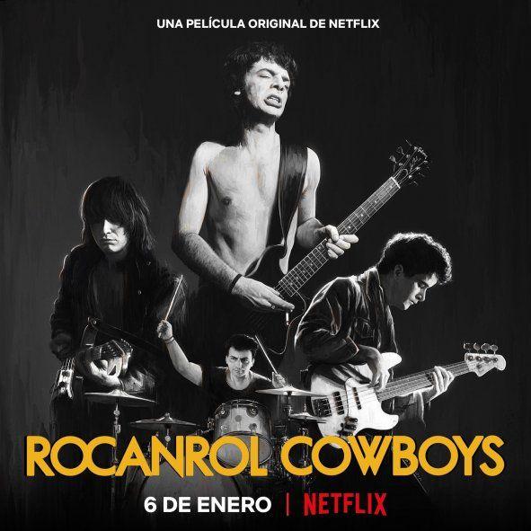 """Netflix estrena """"Rocanrol Cowboys"""", el documental que recorre la historia de los Ratones Paranoicos"""