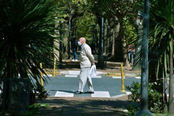 Los casos de coronavirus en la capital bonaerense bajaron un 20% en el último mes.