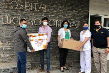 El lote de 450 vacunas había llegado al Hospital Oncológico de Olavarría. Sólo pudieron aplicarse alrededor de 50.