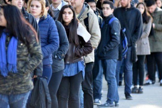 la desocupacion llego a 10,4% en todo el pais y en el gran buenos aires trepo al 12,4%