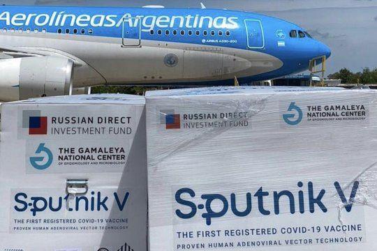 Desde el inicio de la campaña de vacunación la Argentina recibió 28.383.730 vacunas.