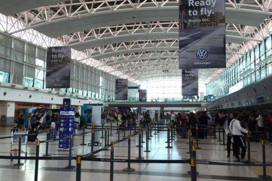 no habra vuelos: los pilotos se sumaron al paro del 30 de abril