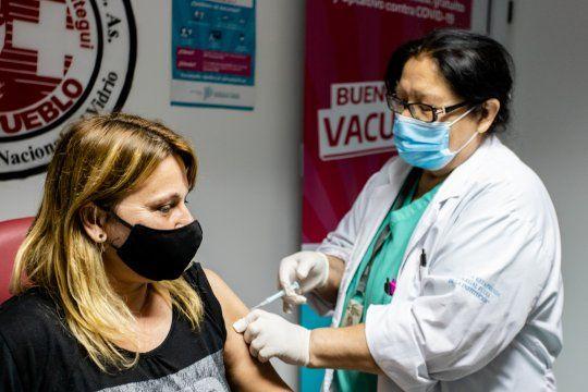 Buenos Aires vacunate llegó a los 135 municipios bonaerenses, según informó el Gobierno bonaerense.
