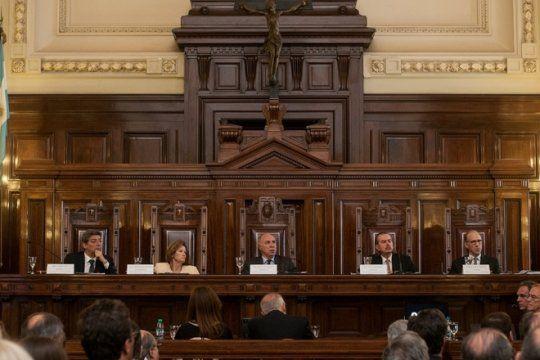 la corte convoca a audiencias publicas por el caso farmacity, despues de la cumbre macri-lorenzetti