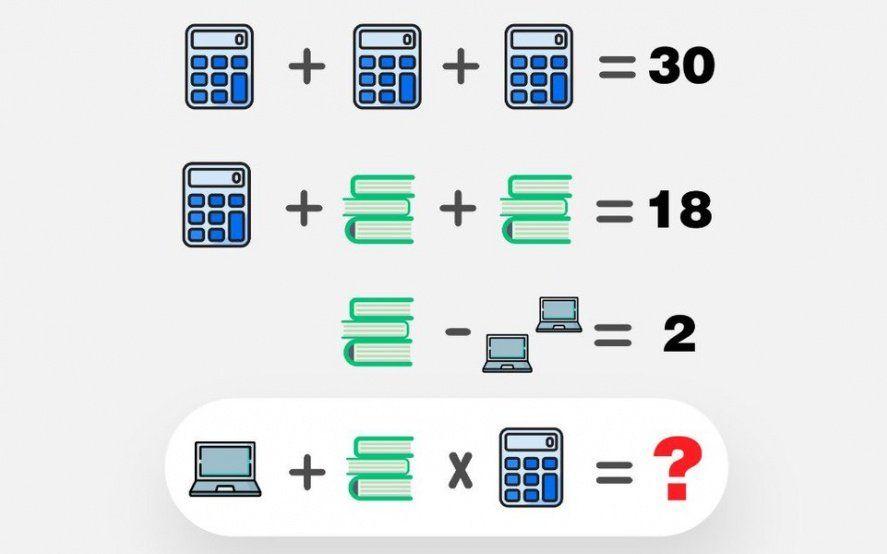 ¿Lo resolviste? El problema matemático del ministro de Educación que causa polémica, chistes y memes