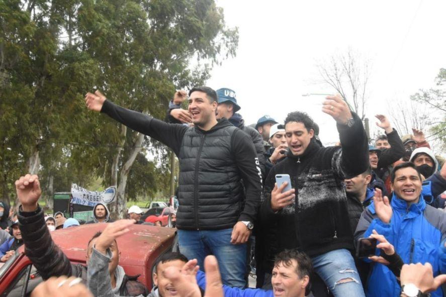 Otro capítulo de la interna de la UOCRA en La Plata