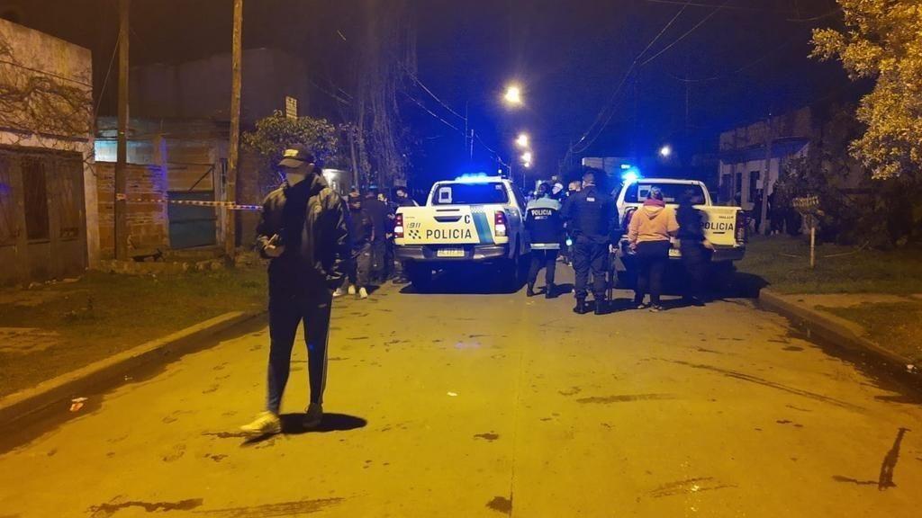 san nicolas: en una fiesta clandestina, asesinaron a un joven de 20 anos
