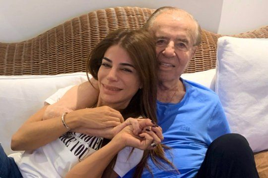 Internaron al ex presidente Carlos Menem