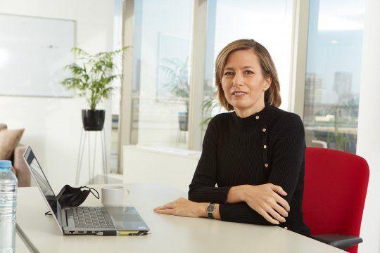 Carolina Castro, la empresaria pyme, anunció este jueves que acompañará a Randazzo como segunda candidata a diputada nacional por la provincia de Buenos Aires.