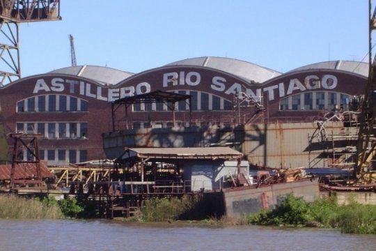 astillero rio santiago: paritarias para recuperar beneficios perdidos
