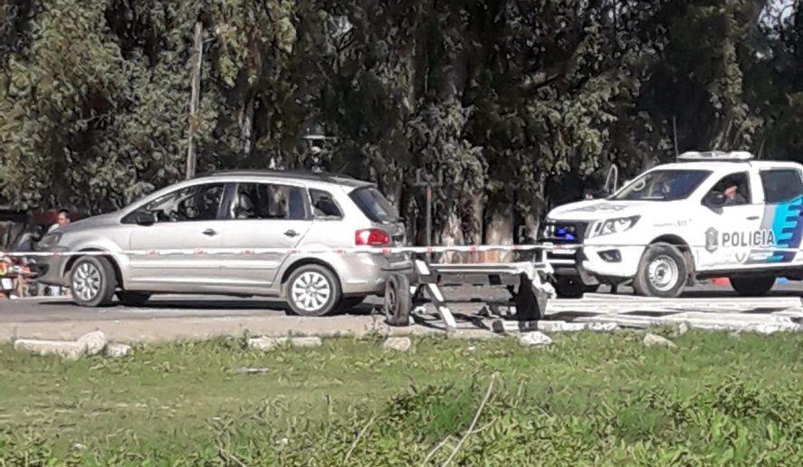 Florencio Varela: perdió el control del auto y mató