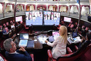 El Senado aprobó la adhesión de Provincia a la Ley de Víctimas.