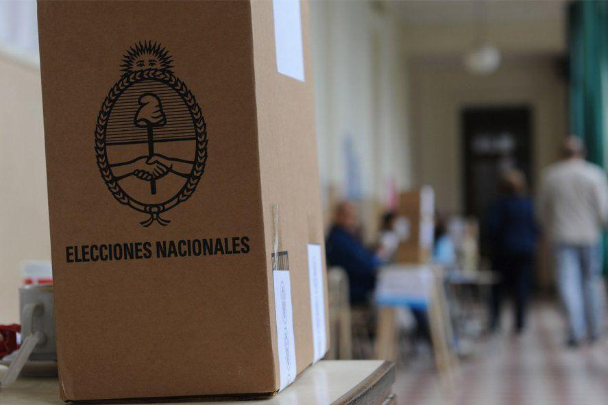 La CNE confirmó la insólita medida para las elecciones