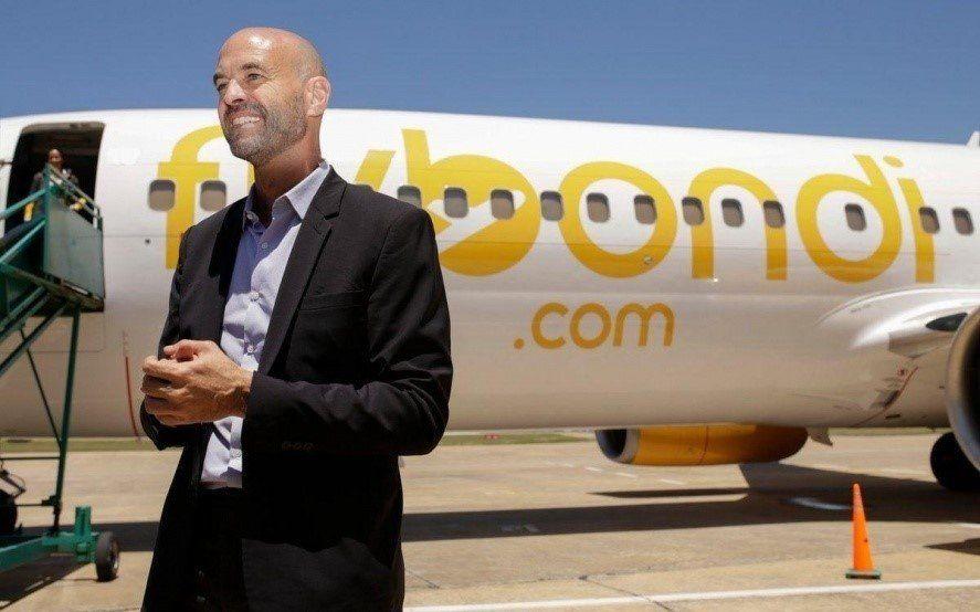 Pichetto apuntó contra Dietrich por el aeropuerto de El Palomar tras una controvertida publicidad de Flybondi