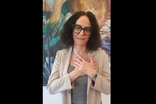 Cecilia Todesca y su recuerdo de Néstor Kirchner