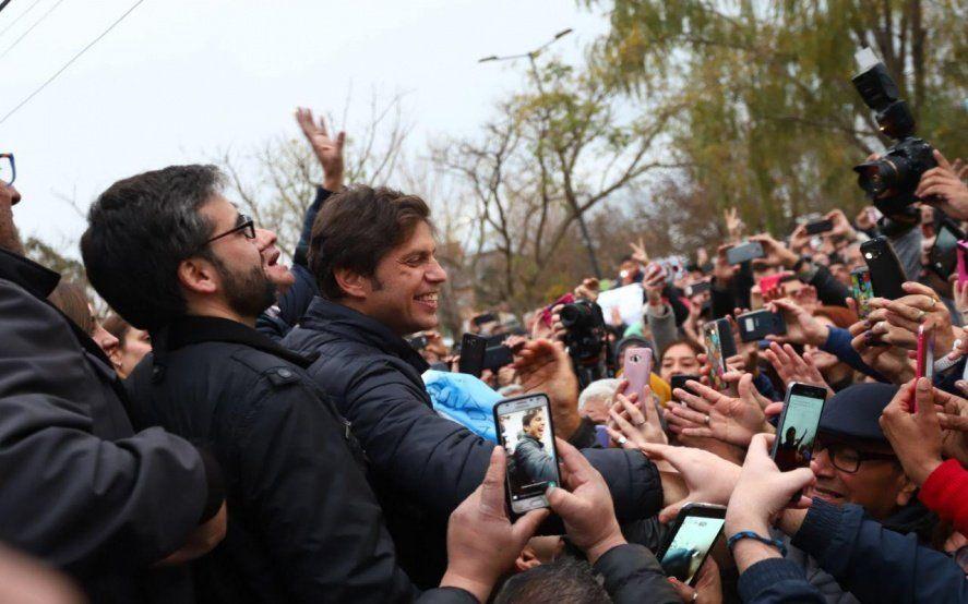 Otra encuesta registra una ventaja de Kicillof sobre Vidal y en Gobernación hay alarma