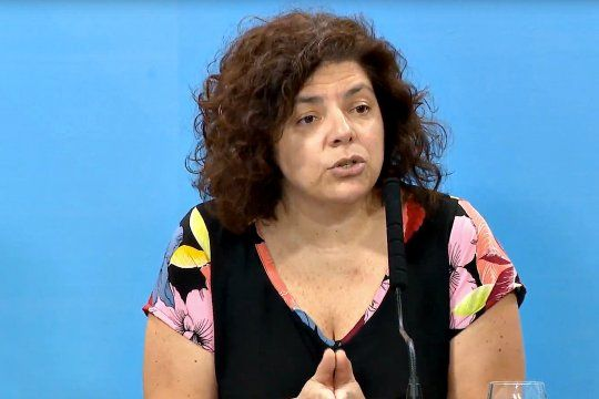 Carla Vizzotti juró como ministra de Salud