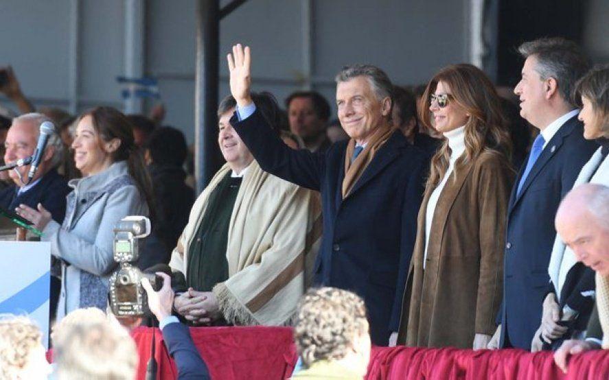 """Con una lluvia de halagos, Macri reafirmó su vínculo con el campo: """"Son los protagonistas de la recuperación de la economía"""""""