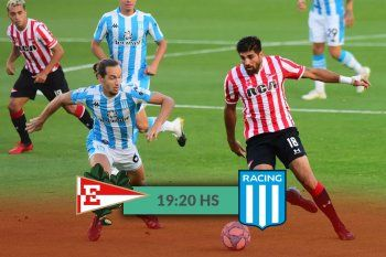 Estudiantes vs. Racing: TV, horario y formaciones