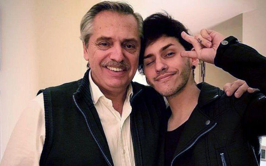 """El hijo de Alberto Fernández arremetió contra los medios y criticó las """"giladas"""" que dijeron"""
