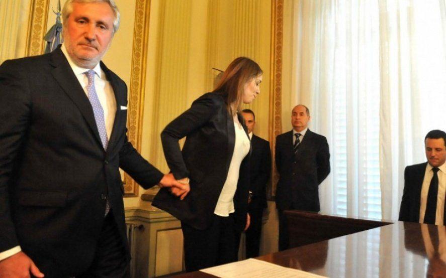 Julio Conte Grand y María Eugenia Vidal mantuvieron una relación muy estrecha durante la gestión de la ex Gobernadora.