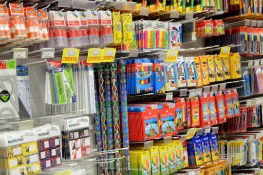 la canasta escolar se suma a ?precios cuidados? y los bancos ofreceran descuentos en articulos de libreria